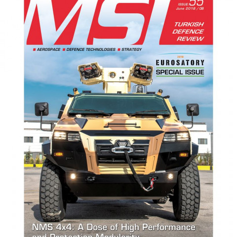 EUROSATORY 2018 SPECIAL ISSUE: APRIL 2018/055