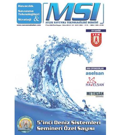 Sayı : EKİM 2012 / 084 5. DSS Özel