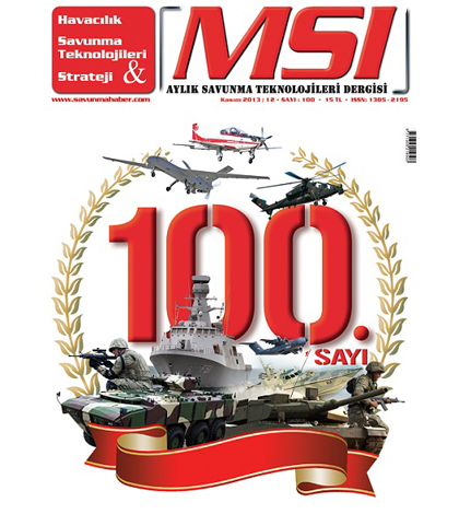 Sayı : KASIM 2013 / 100