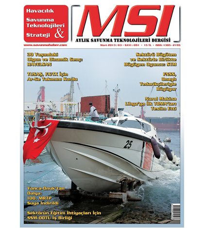 Sayı : MART 2013 / 091