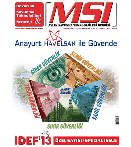 Sayı : Mayıs IDEF Özel 2013/093