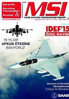 Sayı: MAYIS 2015/118 (IDEF Özel Sayısı)