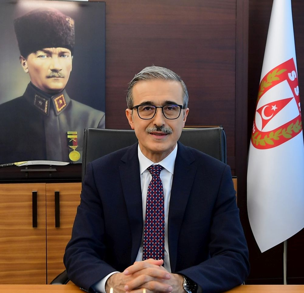 DSEI 2019 Message of Prof. Dr. İsmail DEMİR, President of Defence Industries | savunmahaber.com